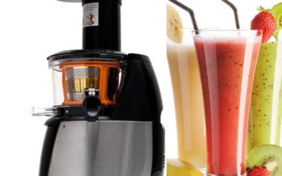 SqueezeMe Slowjuicer