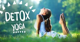 Detox & Yoga events!